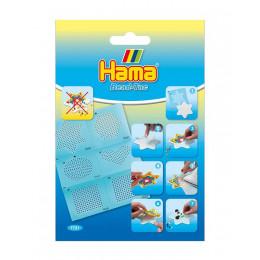 Koraliki Hama Midi - Samoprzylepne nakładki Bead-Tac na podkładki - 7721