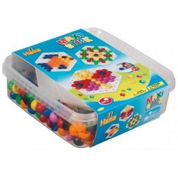 Hama Maxi Stick - Zestaw pinezek w pudełku 300 el. - 9640