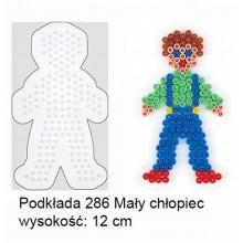 Koraliki Hama Midi Podkładka 286 Mały Chłopiec