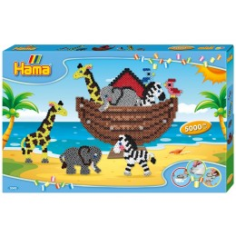 HAMA MIDI 3045 Koraliki do prasowania – Arka Noego 5000