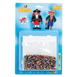Koraliki HAMA MINI 5612 Blister Piraci 5.000 szt.