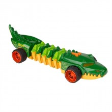 Hot Wheels Mutant Machines - Samochód mutant Commander Croc 90731