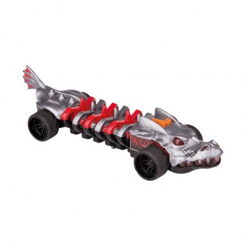 Hot Wheels Mutant Machnies - Samochód mutant Skullface 90732