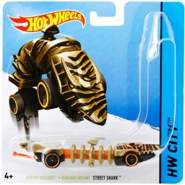Hot Wheels  BBY91 Mutant Street Shark złoty