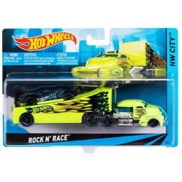 Hot Wheels - Ciężarówka Rock N'Race - BDW62