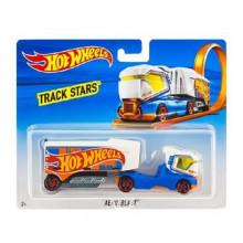 Hot Wheels - Ciężarówka Aero Blast - Track Stars BFM77