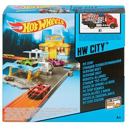 HOT WHEELS BGH96 PIT STOP