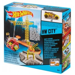 HOT WHEELS BGH97 ROBOTY DROGOWE