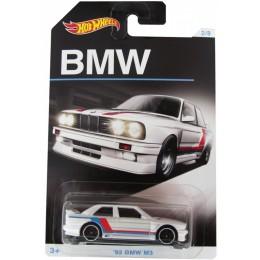 Hot Wheels DJM81 Samochodzik BMW '92 M3