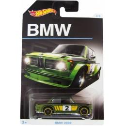 Hot Wheels DJM83 Samochodzik BMW 2002