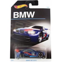 Hot Wheels DJM84 Samochodzik BMW M3 GT2