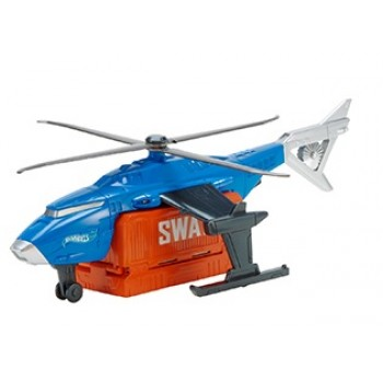 HOT WHEELS CDK80 Super pojazdy Helikopter