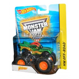 HOT WHEELS SUPERTERENÓWKA DRAGON CGB03