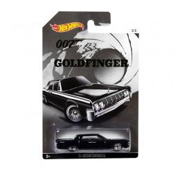 Hot Wheels James Bond - Goldfinger - CGB75 Samochodzik '64 Lincoln Continental