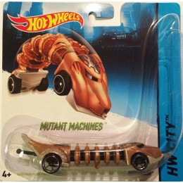 Hot Wheels CGM82 Rattle Roller brązowy