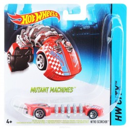 Hot Wheels CGM84 Mutant Nitro Scorcher