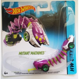 Hot Wheels CGM85 Spider Mutant Różowy