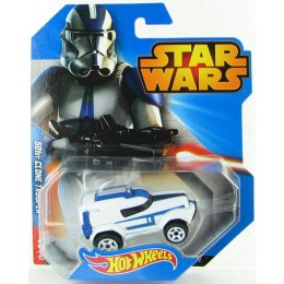 Hot Wheels Star Wars Samochodzik 501st CLONE TROOPER CGW41