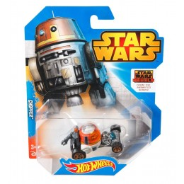 Hot Wheels Star Wars - Samochodzik Chopper CGW46