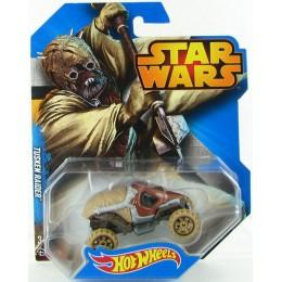 Hot Wheels Star Wars Samochodzik TUSKEN RAIDER CGW47