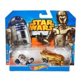 Hot Wheels Star Wars - R2-D2 & C-3CPO CGX04