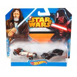 Hot Wheels Star Wars - Darth Vader vs Obi-Wan CGX06