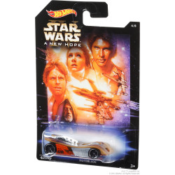 Hot Wheels - Star Wars - Motoblade - CJY04 CJY07