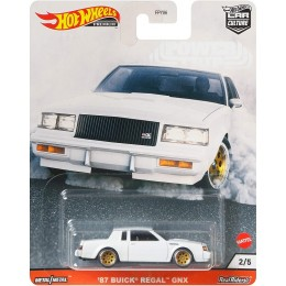 Hot Wheels – Car Culture – '87 Buick Regal GNX FPY86 GJR02