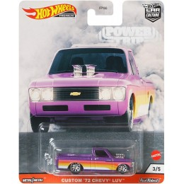 Hot Wheels – Car Culture – Custom '72 Chevy Luv FPY86 GJR03
