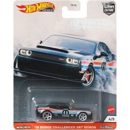 Hot Wheels – Car Culture – '18 Dodge Challenger SRT Demon FPY86 GJR04