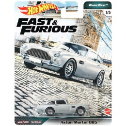 Hot Wheels – Fast & Furious – Aston Martin DB5 – GBW75 GPK55