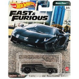 Hot Wheels – Fast & Furious – Lamborghini Aventador Coupe – GBW75 GXV65