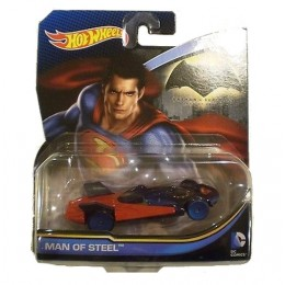 Hot Wheels DC Comics DJM79 Samochodzik Man of Steel Superman