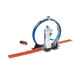 Hot Wheels DMH51 Akcesoria Pętla z Wyrzutnią