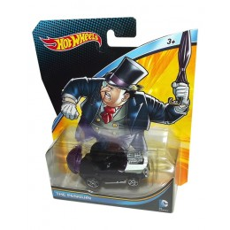 Hot Wheels DC Comics DMM17 Samochodzik The Penguin Pingwin