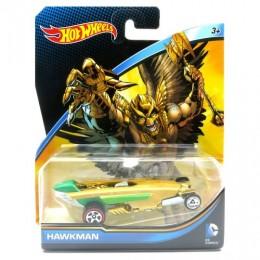 Hot Wheels DC Comics DRH05 Samochodzik Hawkman