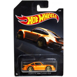Hot Wheels -  Porsche 934 Turbo RSR - GDG44 GBB75