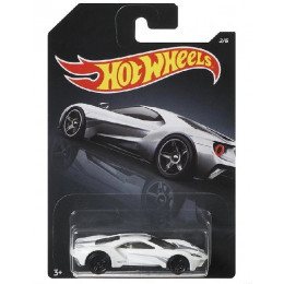 Hot Wheels -  '17 Ford GT - GDG44 GBB77