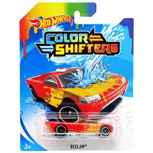 Hot Wheels Colour Shifters - Bedlam - BHR15 GBF23