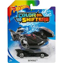 Hot Wheels Colour Shifters - Batmobile - BHR15 GBF30