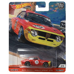 Hot Wheels - Car Culture - Alfa Romeo Giulia Sprint GTA - FPY86 GJP78