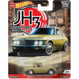 Hot Wheels - Car Culture - Nissan Silvia CSP311 - FPY86 GJP85
