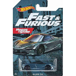 Hot Wheels -  Fast & Furious - McLaren 720S - GDG44 GJV59
