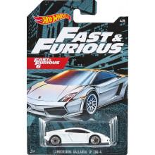 Hot Wheels -  Fast & Furious - Lamborghini Gallardo LP 560-4 - GDG44 GJV60