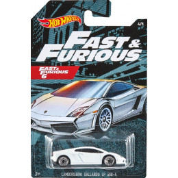 Hot Wheels -  Fast & Furious - Lamborghini Gallardo LP 560-4 - GDG44 GJV60