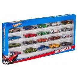 Hot Wheels H7045 Zestaw Mix 20 Samochodzików