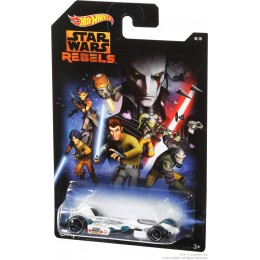 Hot Wheels Star Wars Samochodzik JET THREAT 3.0