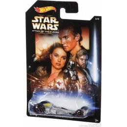 Hot Wheels Star Wars Samochodzik NITRO SCORCHER