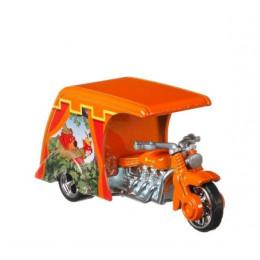 Hot Wheels - Metalowe autko z bajki – Robin Hood – 3D-Livery FYN88