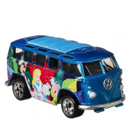 Hot Wheels - Metalowe autko z bajki – Alicja w Krainie Czarów – Volkswagen Deluxe FYN89